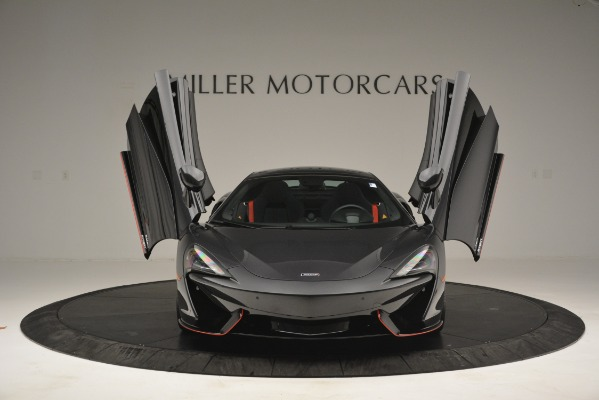 Used 2018 McLaren 570GT for sale Sold at Bugatti of Greenwich in Greenwich CT 06830 13