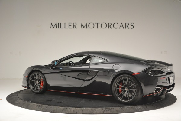 Used 2018 McLaren 570GT for sale Sold at Bugatti of Greenwich in Greenwich CT 06830 4