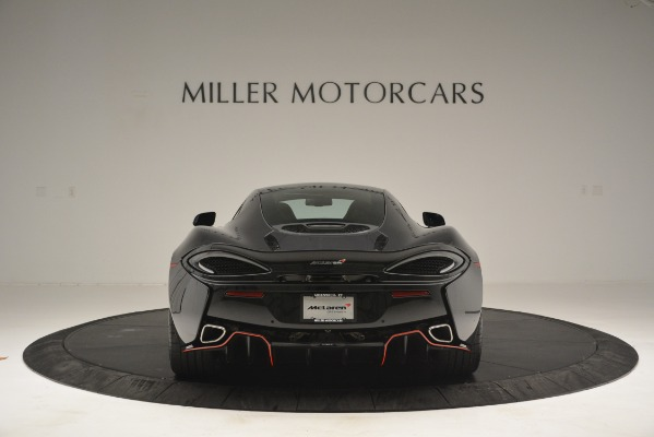 Used 2018 McLaren 570GT for sale Sold at Bugatti of Greenwich in Greenwich CT 06830 6