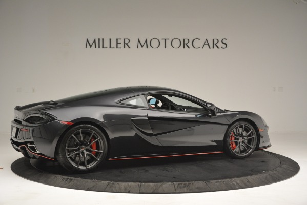 Used 2018 McLaren 570GT for sale Sold at Bugatti of Greenwich in Greenwich CT 06830 8