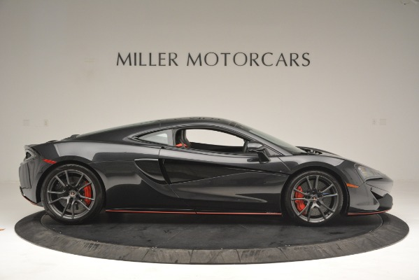 Used 2018 McLaren 570GT for sale Sold at Bugatti of Greenwich in Greenwich CT 06830 9