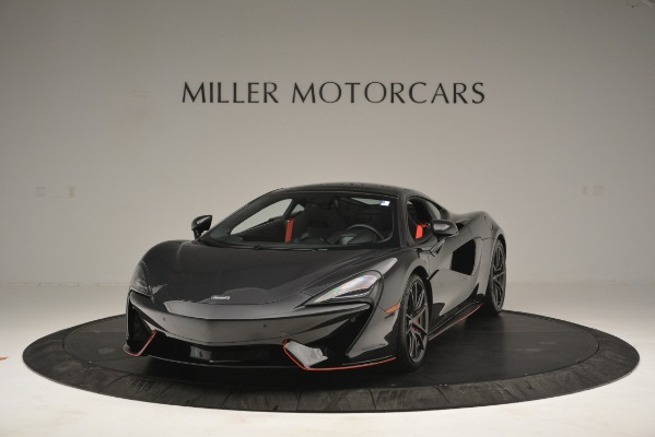 Used 2018 McLaren 570GT for sale Sold at Bugatti of Greenwich in Greenwich CT 06830 1