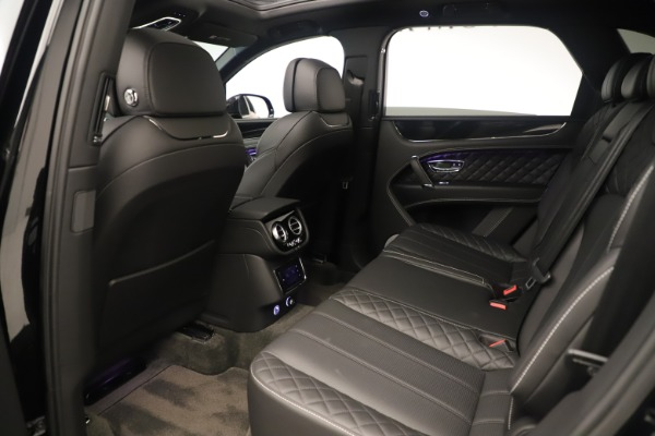 Used 2018 Bentley Bentayga W12 Signature for sale Sold at Bugatti of Greenwich in Greenwich CT 06830 20