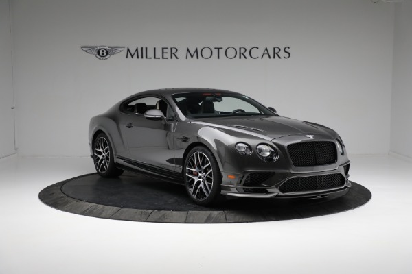 Used 2017 Bentley Continental GT Supersports for sale Sold at Bugatti of Greenwich in Greenwich CT 06830 11