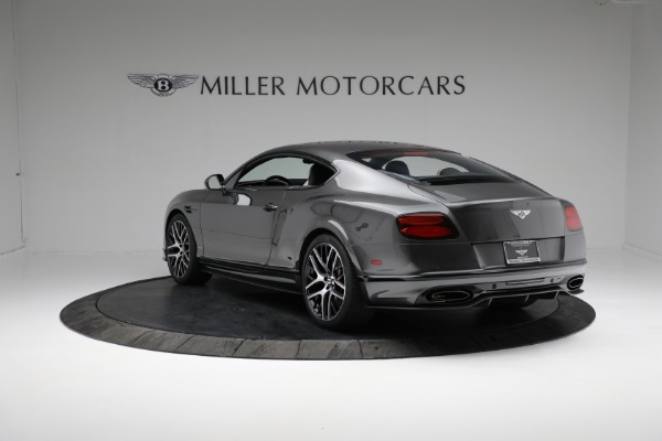 Used 2017 Bentley Continental GT Supersports for sale Sold at Bugatti of Greenwich in Greenwich CT 06830 5