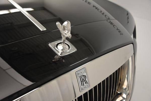 New 2016 Rolls-Royce Wraith for sale Sold at Bugatti of Greenwich in Greenwich CT 06830 14