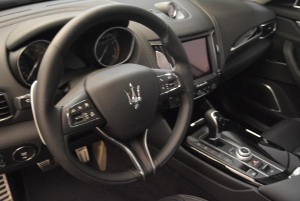 Used 2018 Maserati Levante S Q4 GranSport for sale Call for price at Bugatti of Greenwich in Greenwich CT 06830 16