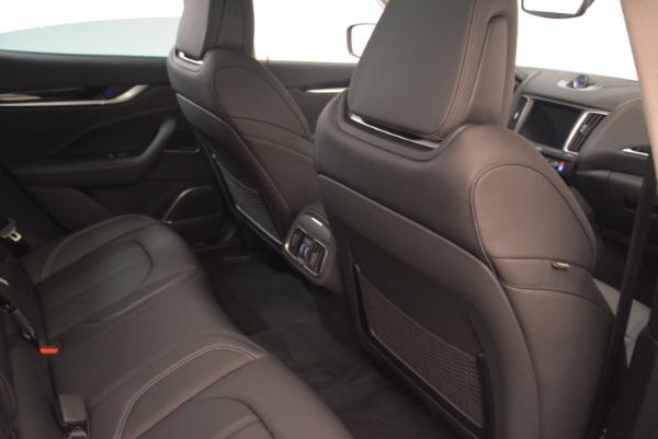 New 2018 Maserati Levante S Q4 GranSport for sale Sold at Bugatti of Greenwich in Greenwich CT 06830 23