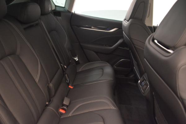 Used 2018 Maserati Levante S Q4 GranSport for sale Call for price at Bugatti of Greenwich in Greenwich CT 06830 24