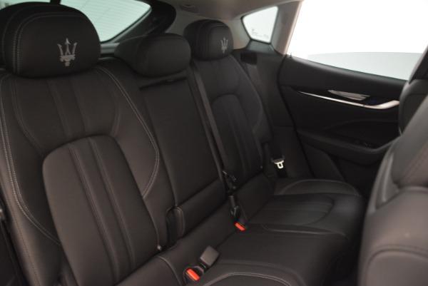 Used 2018 Maserati Levante S Q4 GranSport for sale Call for price at Bugatti of Greenwich in Greenwich CT 06830 25