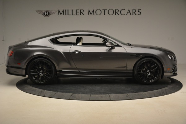 Used 2017 Bentley Continental GT Supersports for sale Sold at Bugatti of Greenwich in Greenwich CT 06830 9