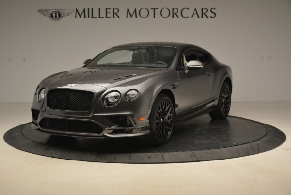Used 2017 Bentley Continental GT Supersports for sale Sold at Bugatti of Greenwich in Greenwich CT 06830 1