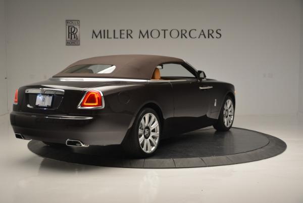 Used 2018 Rolls-Royce Dawn for sale Sold at Bugatti of Greenwich in Greenwich CT 06830 13