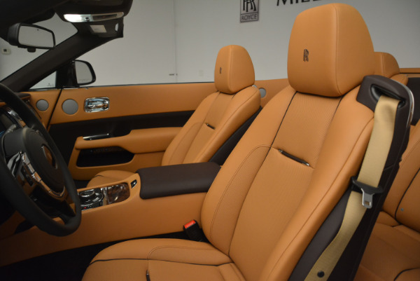 Used 2018 Rolls-Royce Dawn for sale Sold at Bugatti of Greenwich in Greenwich CT 06830 21