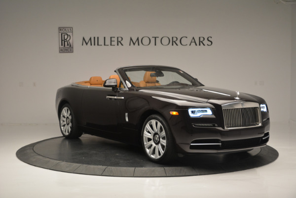 Used 2018 Rolls-Royce Dawn for sale Sold at Bugatti of Greenwich in Greenwich CT 06830 7