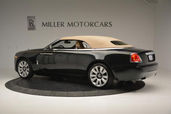 Used 2018 Rolls-Royce Dawn for sale Sold at Bugatti of Greenwich in Greenwich CT 06830 11