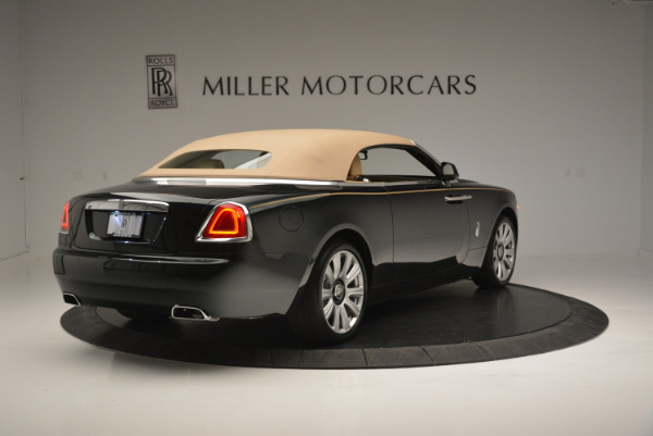 Used 2018 Rolls-Royce Dawn for sale Sold at Bugatti of Greenwich in Greenwich CT 06830 14