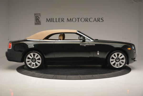 Used 2018 Rolls-Royce Dawn for sale Sold at Bugatti of Greenwich in Greenwich CT 06830 15