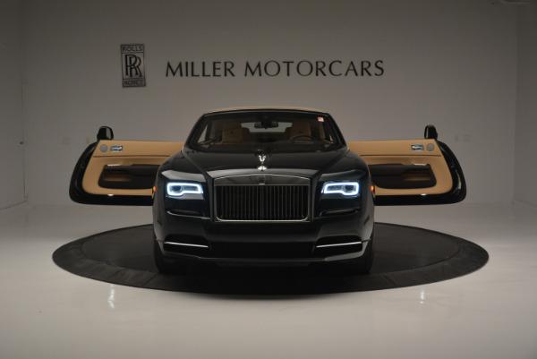 Used 2018 Rolls-Royce Dawn for sale Sold at Bugatti of Greenwich in Greenwich CT 06830 17