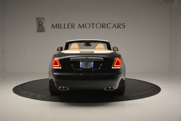 Used 2018 Rolls-Royce Dawn for sale Sold at Bugatti of Greenwich in Greenwich CT 06830 4