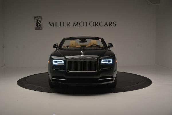 Used 2018 Rolls-Royce Dawn for sale Sold at Bugatti of Greenwich in Greenwich CT 06830 8