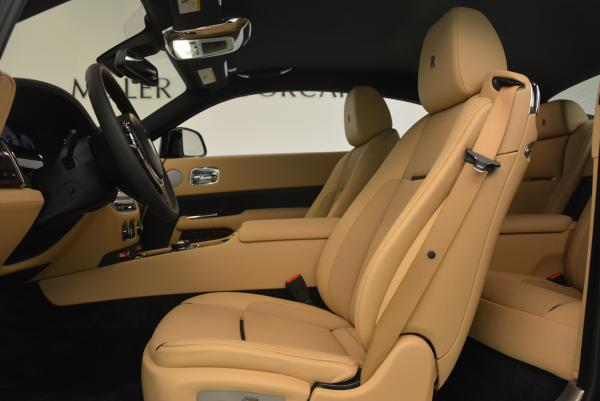 New 2016 Rolls-Royce Wraith for sale Sold at Bugatti of Greenwich in Greenwich CT 06830 20