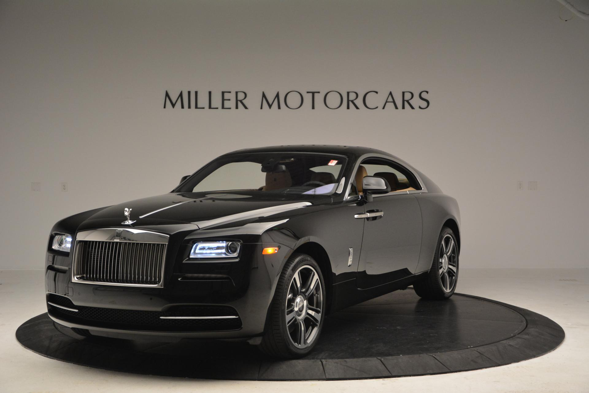 New 2016 Rolls-Royce Wraith for sale Sold at Bugatti of Greenwich in Greenwich CT 06830 1