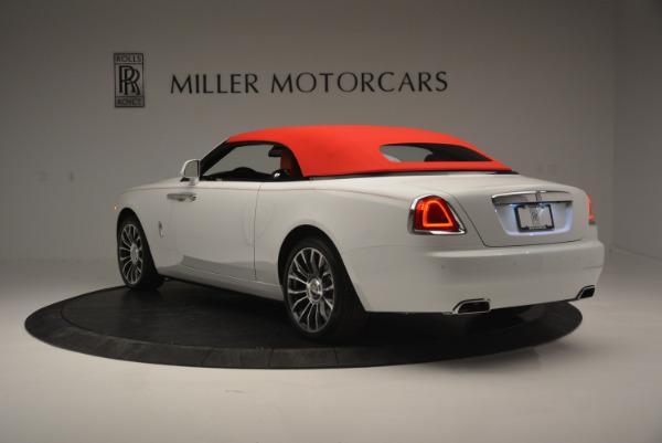 New 2018 Rolls-Royce Dawn for sale Sold at Bugatti of Greenwich in Greenwich CT 06830 12