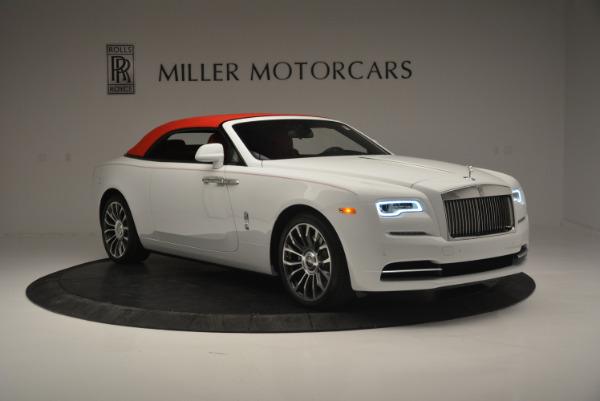 New 2018 Rolls-Royce Dawn for sale Sold at Bugatti of Greenwich in Greenwich CT 06830 16