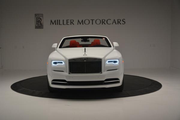 New 2018 Rolls-Royce Dawn for sale Sold at Bugatti of Greenwich in Greenwich CT 06830 9