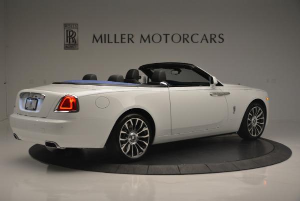Used 2018 Rolls-Royce Dawn for sale Sold at Bugatti of Greenwich in Greenwich CT 06830 5