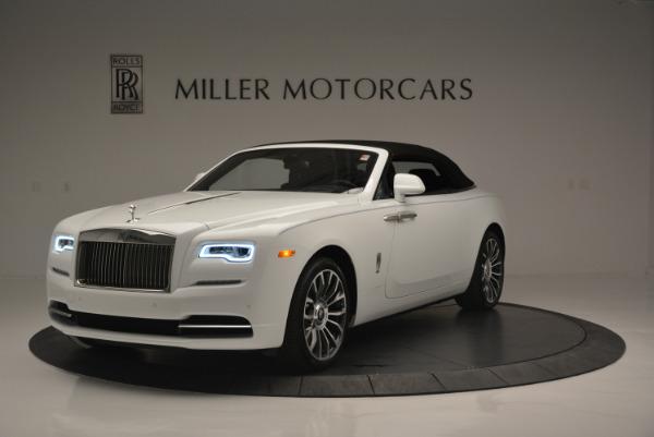 Used 2018 Rolls-Royce Dawn for sale Sold at Bugatti of Greenwich in Greenwich CT 06830 9