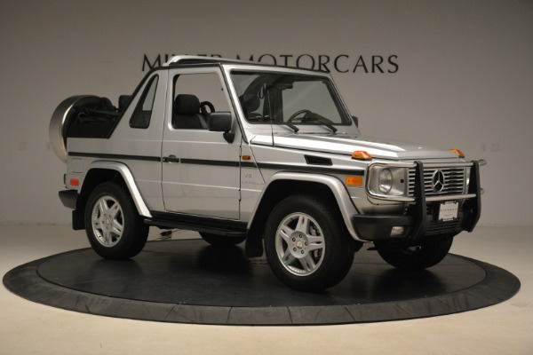 Used 2000 Mercedes-Benz G500 RENNTech for sale Sold at Bugatti of Greenwich in Greenwich CT 06830 10