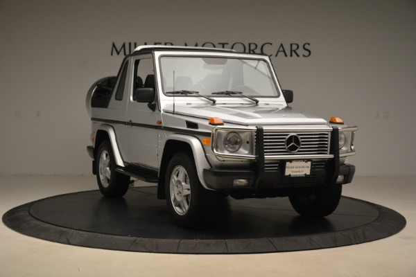 Used 2000 Mercedes-Benz G500 RENNTech for sale Sold at Bugatti of Greenwich in Greenwich CT 06830 11