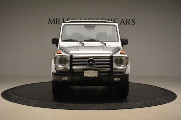 Used 2000 Mercedes-Benz G500 RENNTech for sale Sold at Bugatti of Greenwich in Greenwich CT 06830 12