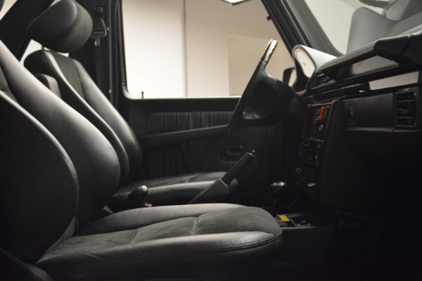 Used 2000 Mercedes-Benz G500 RENNTech for sale Sold at Bugatti of Greenwich in Greenwich CT 06830 17