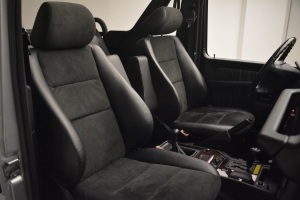 Used 2000 Mercedes-Benz G500 RENNTech for sale Sold at Bugatti of Greenwich in Greenwich CT 06830 18