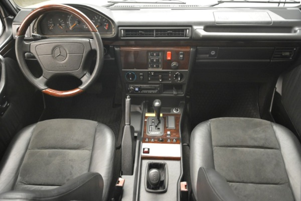 Used 2000 Mercedes-Benz G500 RENNTech for sale Sold at Bugatti of Greenwich in Greenwich CT 06830 19