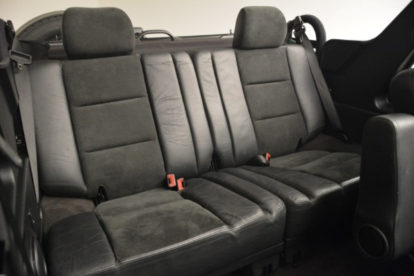 Used 2000 Mercedes-Benz G500 RENNTech for sale Sold at Bugatti of Greenwich in Greenwich CT 06830 20
