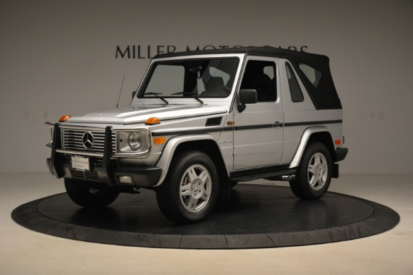 Used 2000 Mercedes-Benz G500 RENNTech for sale Sold at Bugatti of Greenwich in Greenwich CT 06830 26