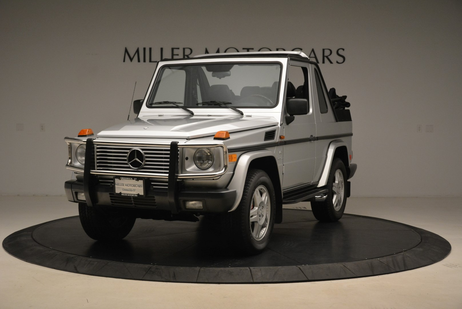 Used 2000 Mercedes-Benz G500 RENNTech for sale Sold at Bugatti of Greenwich in Greenwich CT 06830 1