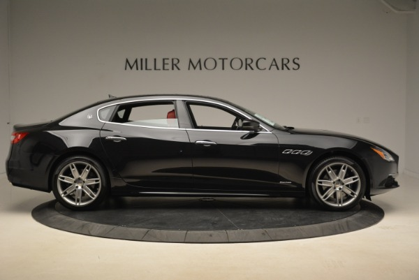 New 2018 Maserati Quattroporte S Q4 GranLusso for sale Sold at Bugatti of Greenwich in Greenwich CT 06830 10