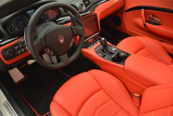 New 2018 Maserati GranTurismo Sport for sale Sold at Bugatti of Greenwich in Greenwich CT 06830 13