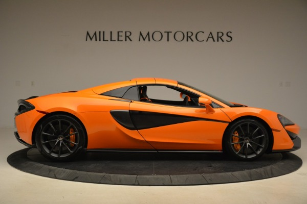 Used 2018 McLaren 570S Spider Convertible for sale Sold at Bugatti of Greenwich in Greenwich CT 06830 20