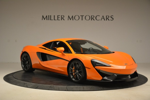 Used 2018 McLaren 570S Spider Convertible for sale Sold at Bugatti of Greenwich in Greenwich CT 06830 21