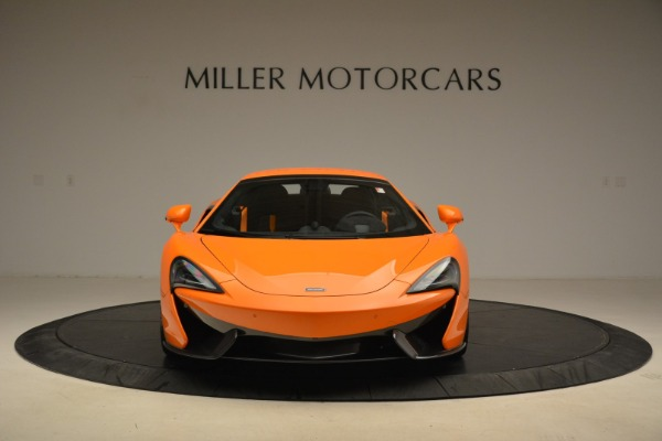 Used 2018 McLaren 570S Spider Convertible for sale Sold at Bugatti of Greenwich in Greenwich CT 06830 22