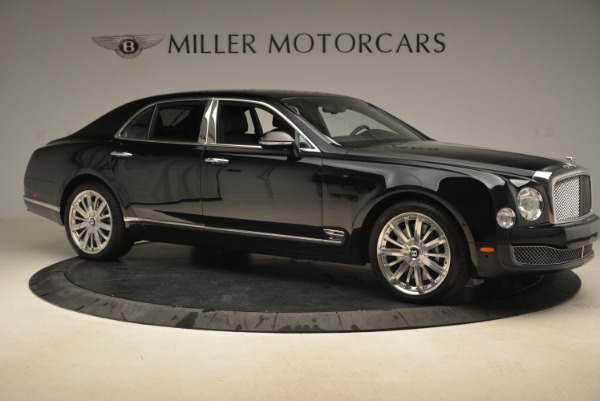 Used 2016 Bentley Mulsanne for sale Sold at Bugatti of Greenwich in Greenwich CT 06830 11