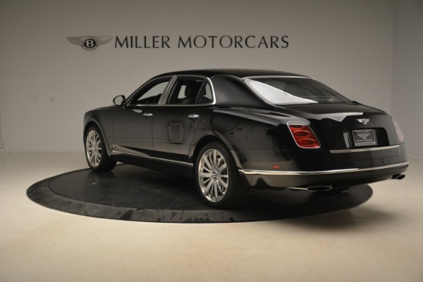 Used 2016 Bentley Mulsanne for sale Sold at Bugatti of Greenwich in Greenwich CT 06830 5