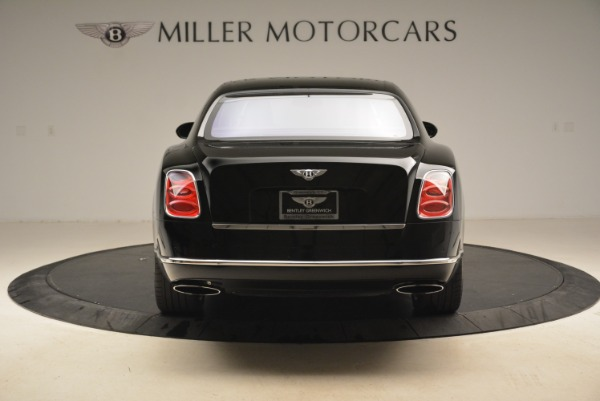 Used 2016 Bentley Mulsanne for sale Sold at Bugatti of Greenwich in Greenwich CT 06830 7