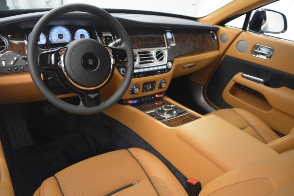 Used 2016 Rolls-Royce Wraith for sale Sold at Bugatti of Greenwich in Greenwich CT 06830 14